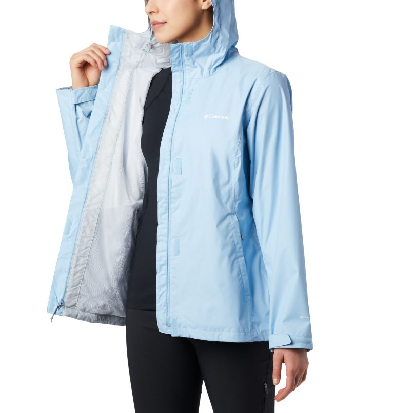 Arcadia™ II Jacket | 484 | XL Women's Arcadia™ II Rain Jacket, Crystal Blue, a3