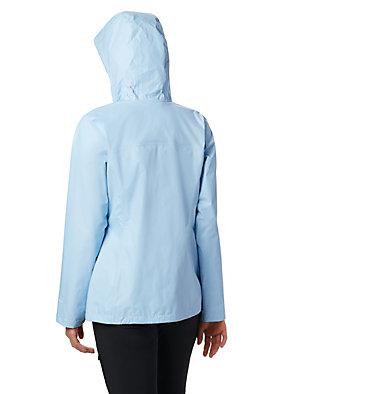 Women's Arcadia™ II Rain Jacket Arcadia™ II Jacket | 484 | L, Crystal Blue, back