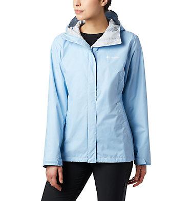 Women's Arcadia™ II Rain Jacket Arcadia™ II Jacket | 484 | L, Crystal Blue, front