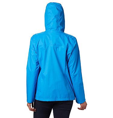 Women's Arcadia™ II Rain Jacket Arcadia™ II Jacket | 582 | L, Static Blue, back