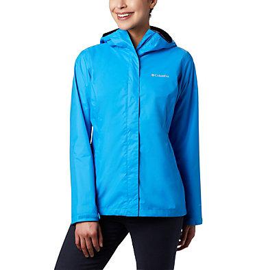 Women's Arcadia™ II Rain Jacket Arcadia™ II Jacket | 582 | M, Static Blue, front
