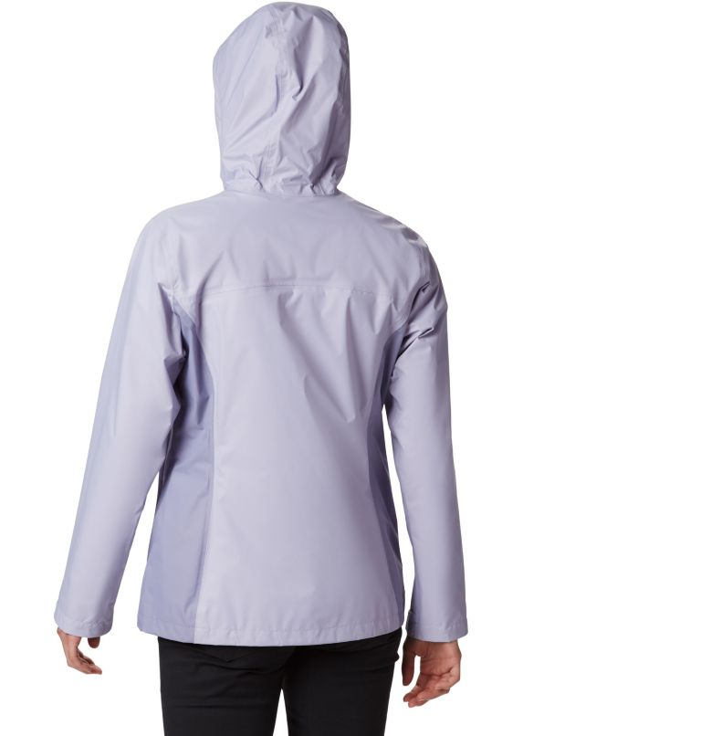Arcadia™ II Jacket | 580 | S Women's Arcadia™ II Rain Jacket, Twilight, Dusty Iris, back