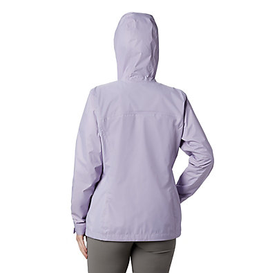 Women's Arcadia™ II Rain Jacket Arcadia™ II Jacket | 582 | L, Twilight, back