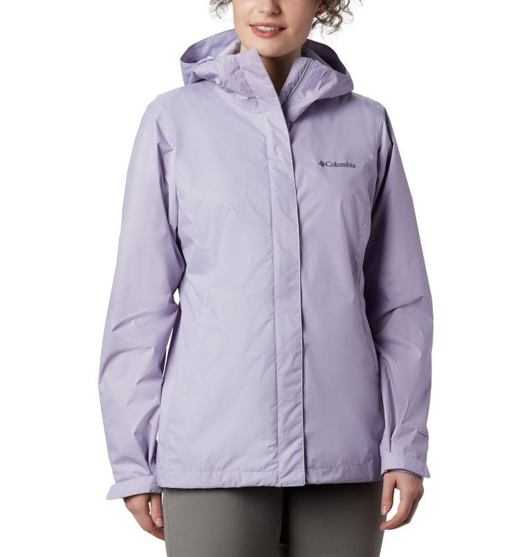 Arcadia™ II Jacket | 582 | L Women's Arcadia™ II Rain Jacket, Twilight, front