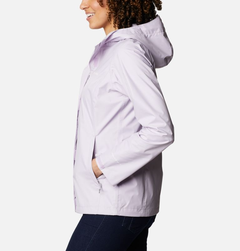 Arcadia™ II Jacket | 584 | L Women's Arcadia™ II Rain Jacket, Pale Lilac, a1