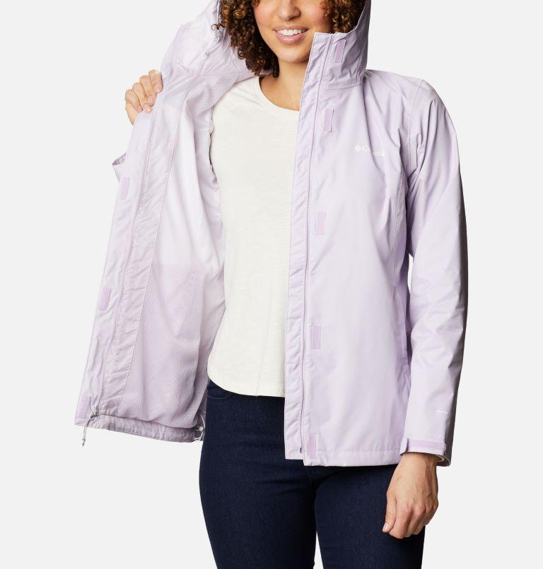 Arcadia™ II Jacket | 584 | L Women's Arcadia™ II Rain Jacket, Pale Lilac, a3