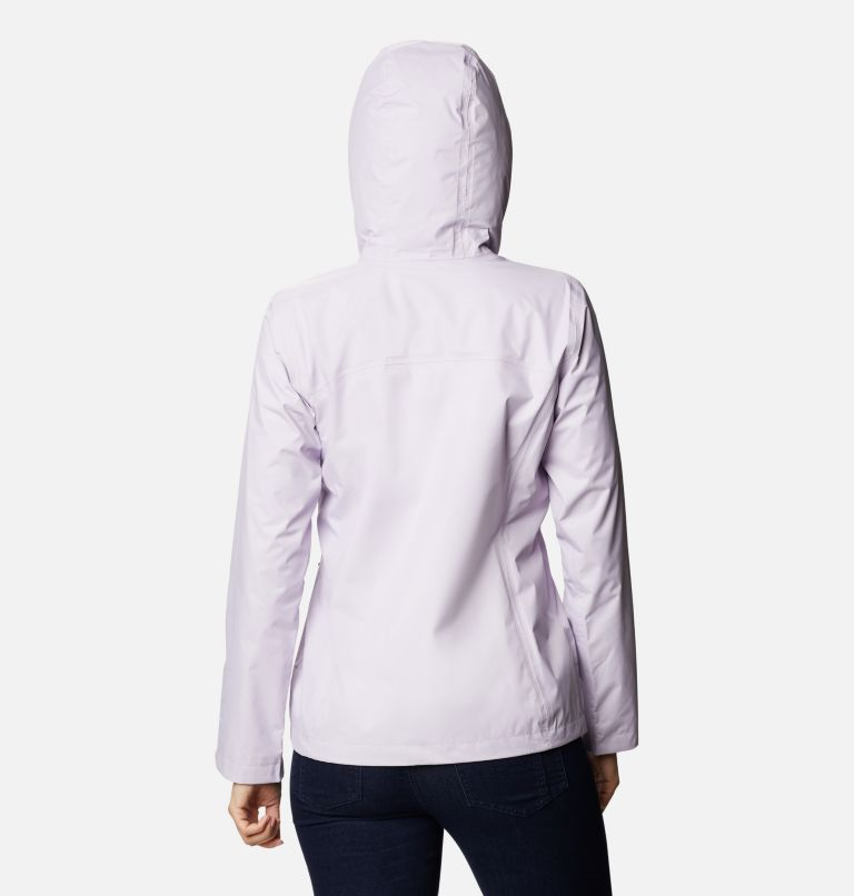 Arcadia™ II Jacket | 584 | L Women's Arcadia™ II Rain Jacket, Pale Lilac, back