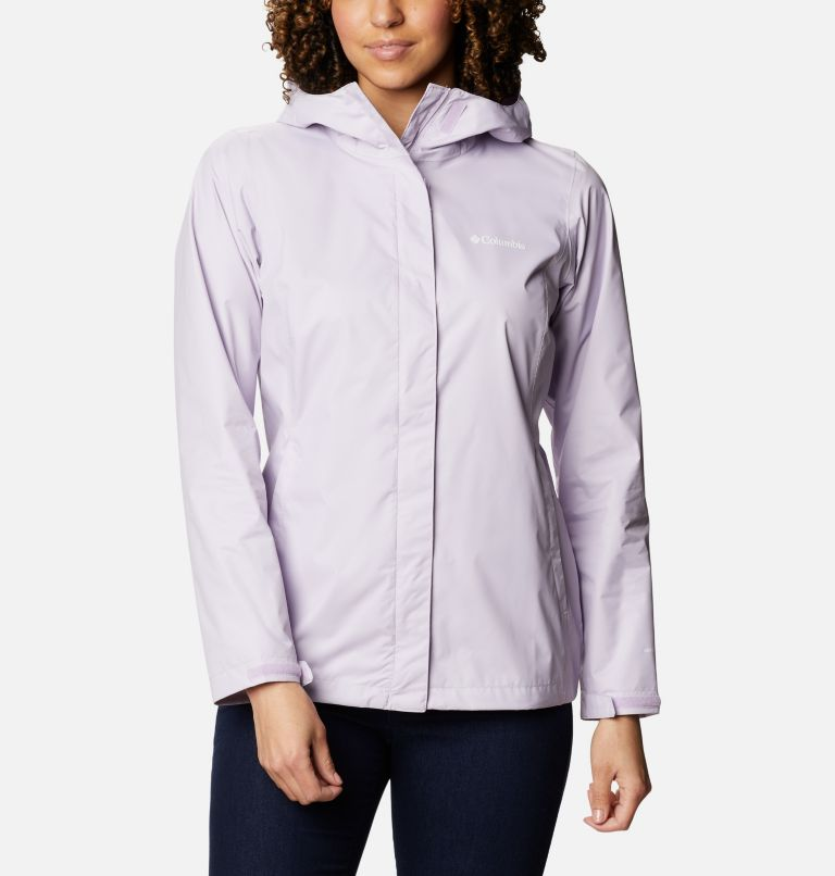 Arcadia™ II Jacket | 584 | XXL Women's Arcadia™ II Rain Jacket, Pale Lilac, front