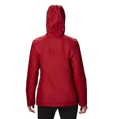 Women's Arcadia™ II Rain Jacket Arcadia™ II Jacket | 484 | L, Beet, back