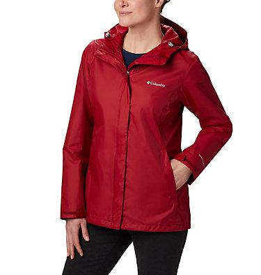 Women's Arcadia™ II Rain Jacket Arcadia™ II Jacket | 484 | L, Beet, front