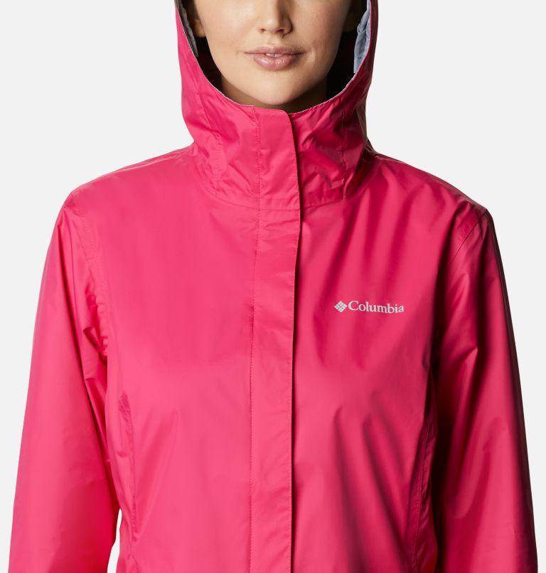 Arcadia™ II Jacket | 613 | S Women's Arcadia™ II Rain Jacket, Cactus Pink, a2
