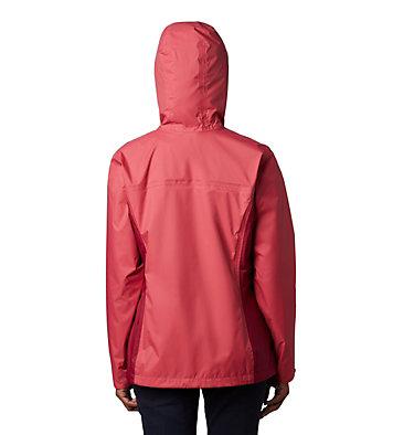 Women's Arcadia™ II Rain Jacket Arcadia™ II Jacket | 772 | XS, Rouge Pink, Red Orchid, back
