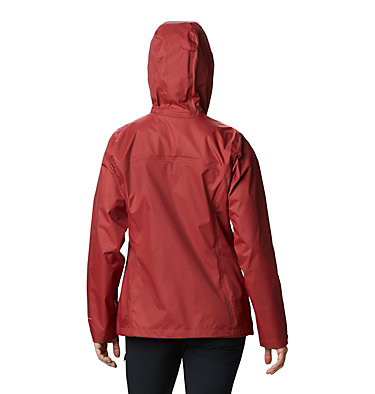 Women's Arcadia™ II Rain Jacket Arcadia™ II Jacket | 772 | XS, Dusty Crimson, back