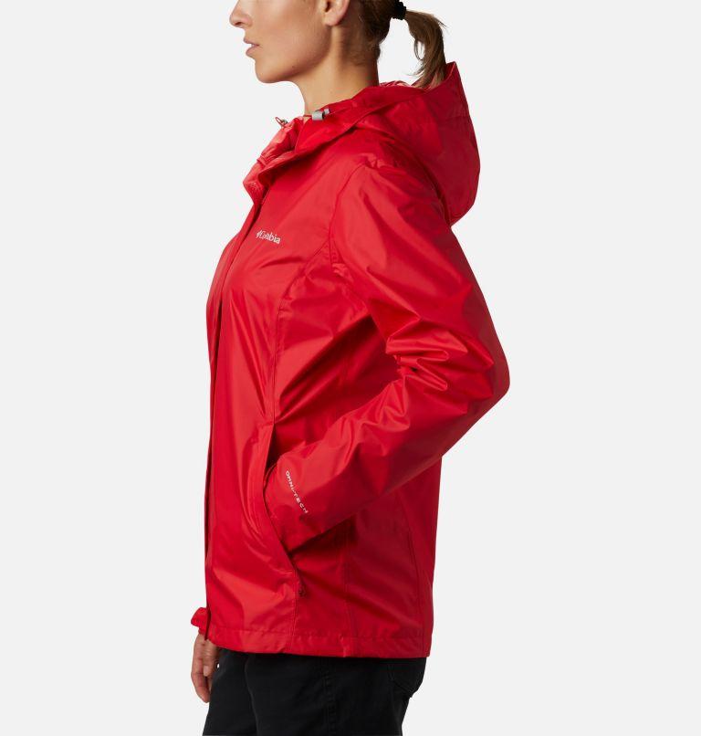 Arcadia™ II Jacket | 658 | XS Women's Arcadia™ II Rain Jacket, Red Lily, a1