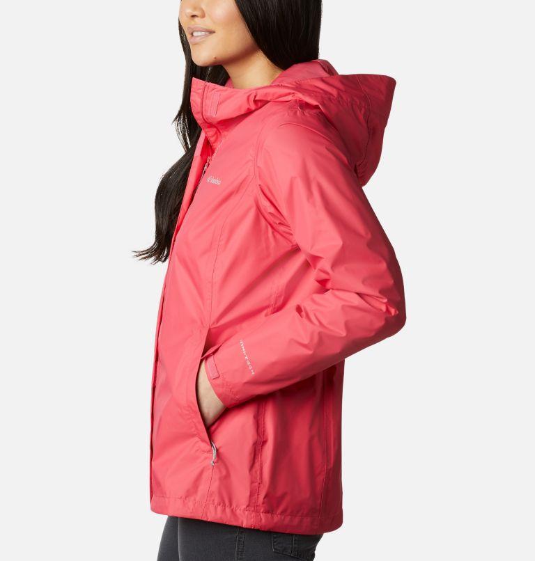 Arcadia™ II Jacket | 674 | S Women's Arcadia™ II Rain Jacket, Bright Geranium, a1