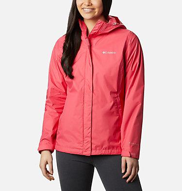 Women's Arcadia™ II Rain Jacket Arcadia™ II Jacket | 772 | XS, Bright Geranium, front