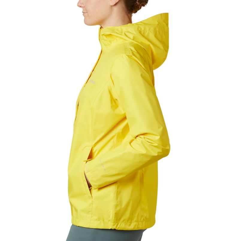 Arcadia™ II Jacket | 729 | XS Women's Arcadia™ II Rain Jacket, Buttercup, a1