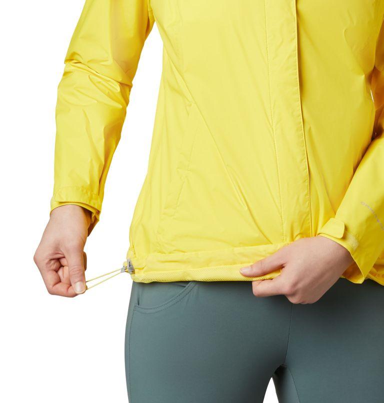 Arcadia™ II Jacket | 729 | XL Women's Arcadia™ II Rain Jacket, Buttercup, a2