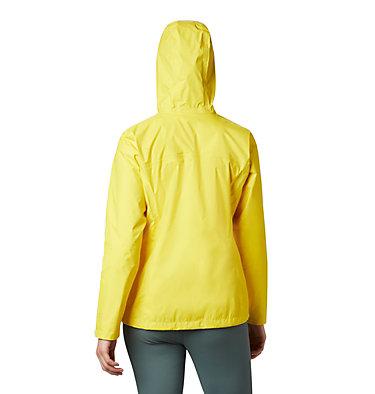Women's Arcadia™ II Rain Jacket Arcadia™ II Jacket | 582 | M, Buttercup, back