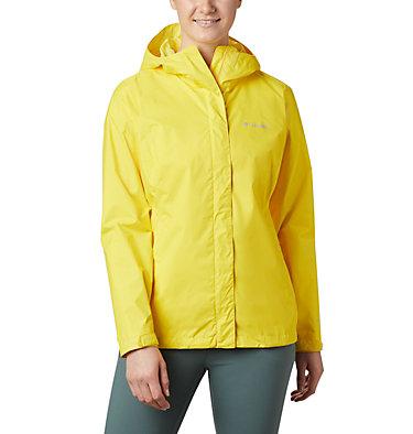 Women's Arcadia™ II Rain Jacket Arcadia™ II Jacket | 582 | L, Buttercup, front