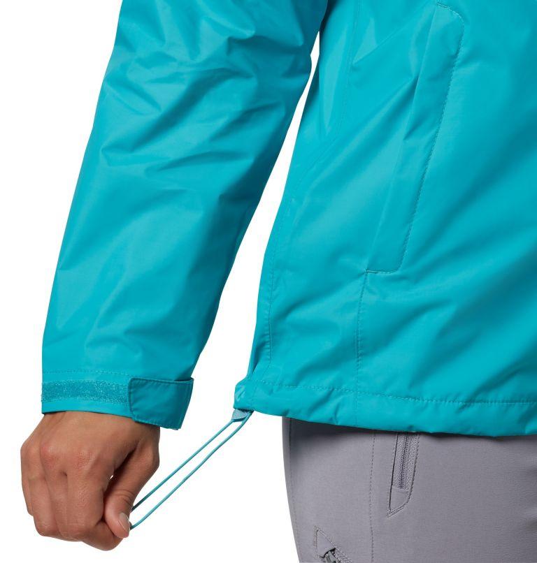 Arcadia™ II Jacket | 735 | L Women's Arcadia™ II Rain Jacket, Geyser, a3