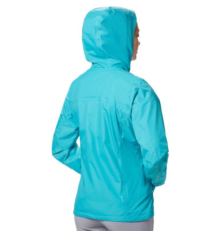Arcadia™ II Jacket | 735 | M Women's Arcadia™ II Rain Jacket, Geyser, back