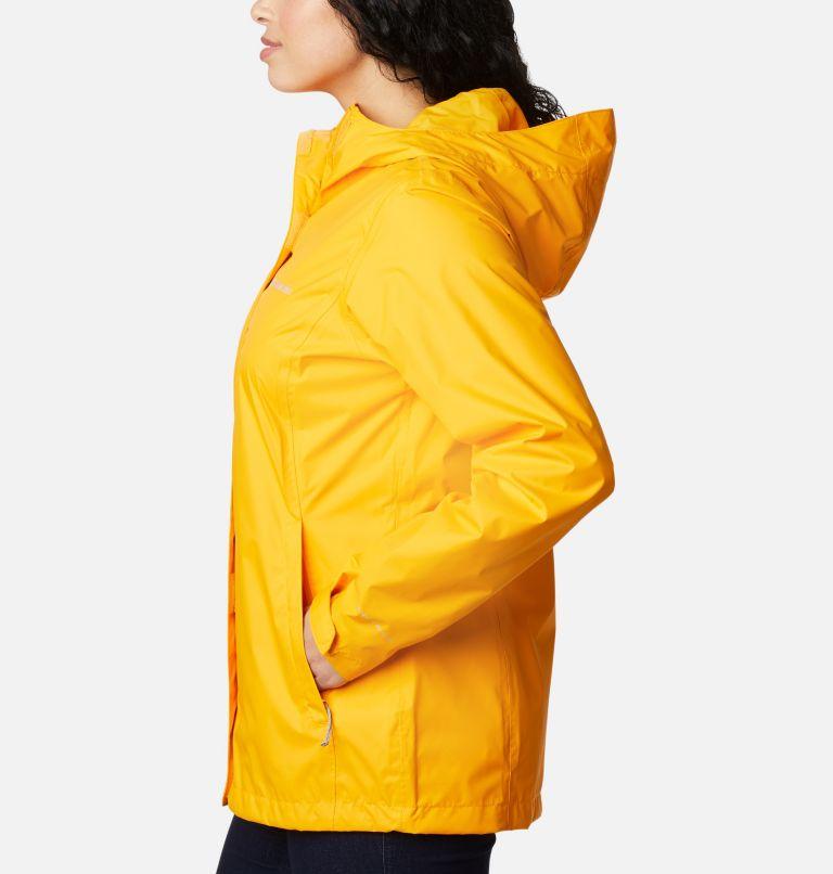 Arcadia™ II Jacket | 772 | S Women's Arcadia™ II Rain Jacket, Bright Marigold, a1