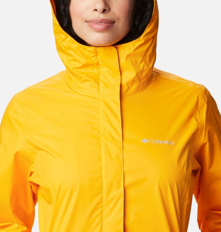 Arcadia™ II Jacket | 772 | S Women's Arcadia™ II Rain Jacket, Bright Marigold, a2