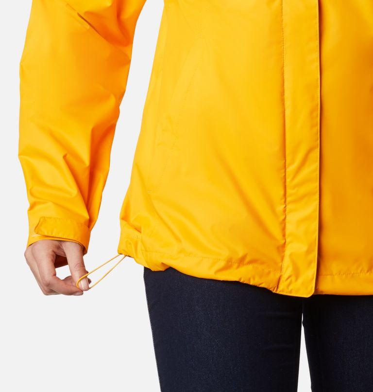 Arcadia™ II Jacket | 772 | S Women's Arcadia™ II Rain Jacket, Bright Marigold, a4