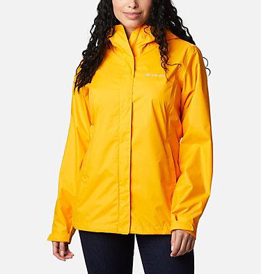 Women's Arcadia™ II Rain Jacket Arcadia™ II Jacket | 772 | XS, Bright Marigold, front