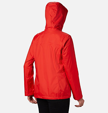Women's Arcadia™ II Rain Jacket Arcadia™ II Jacket | 484 | L, Bold Orange, back