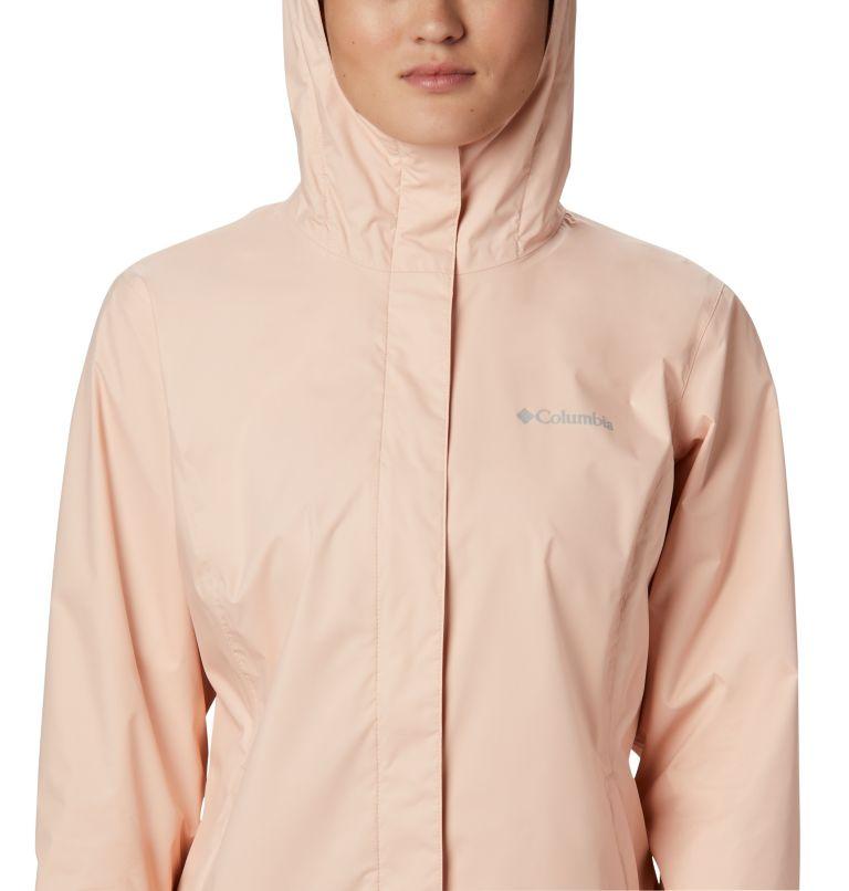 Arcadia™ II Jacket | 870 | S Women's Arcadia™ II Rain Jacket, Peach Cloud, a1