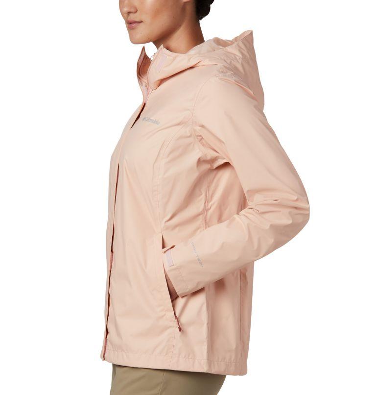 Arcadia™ II Jacket | 870 | S Women's Arcadia™ II Rain Jacket, Peach Cloud, a2