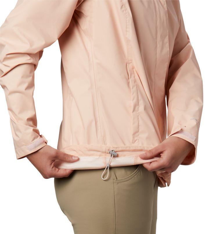 Arcadia™ II Jacket | 870 | S Women's Arcadia™ II Rain Jacket, Peach Cloud, a3