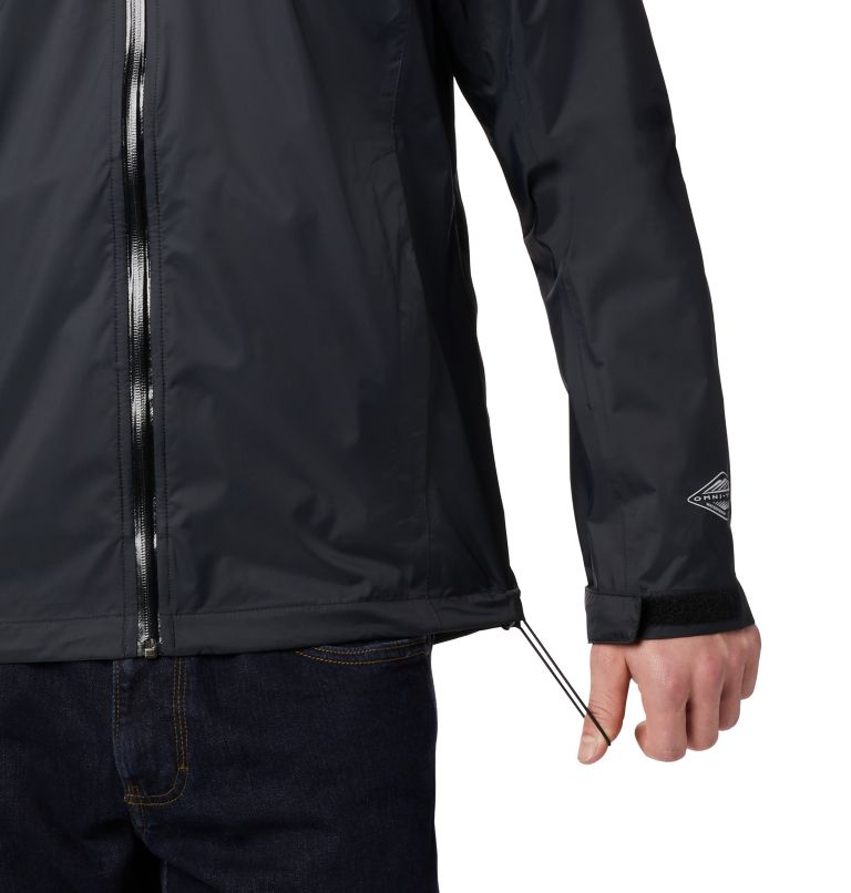 Men's EvaPOURation™ Omni-Tech™ Jacket Men's EvaPOURation™ Omni-Tech™ Jacket, a1