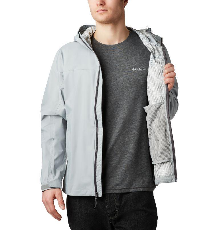Men's EvaPOURation™ Omni-Tech™ Jacket Men's EvaPOURation™ Omni-Tech™ Jacket, a1
