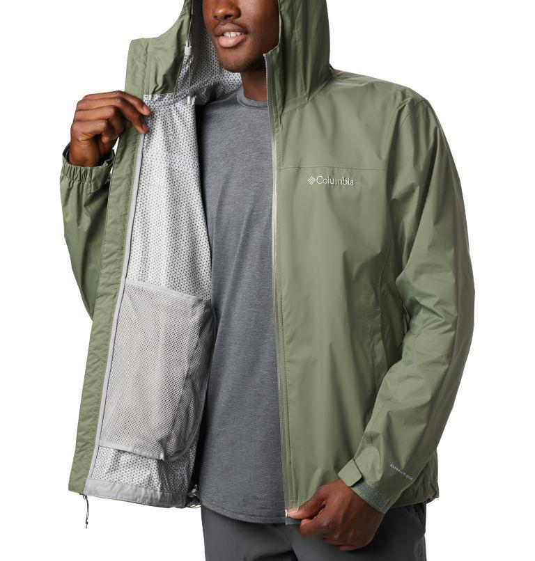 Men's EvaPOURation™ Omni-Tech™ Jacket Men's EvaPOURation™ Omni-Tech™ Jacket, a4