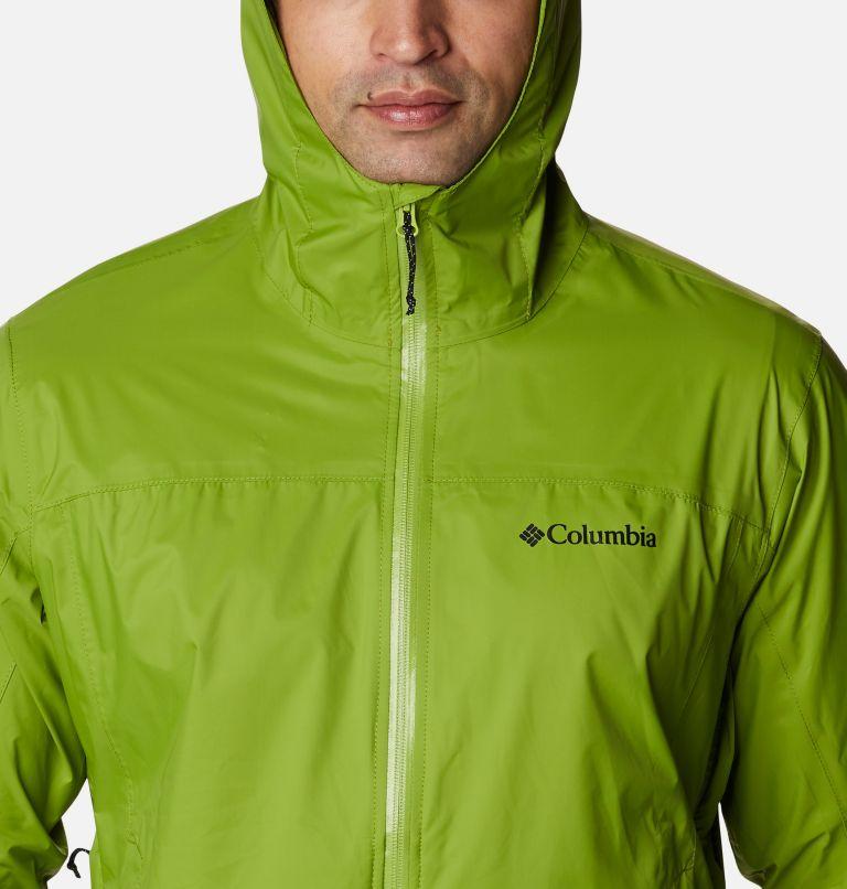 Men's EvaPOURation™ Rain Jacket Men's EvaPOURation™ Rain Jacket, a2