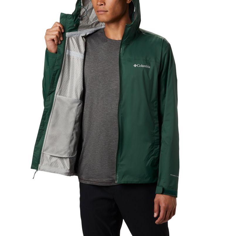 Men's EvaPOURation™ Omni-Tech™ Jacket Men's EvaPOURation™ Omni-Tech™ Jacket, a3