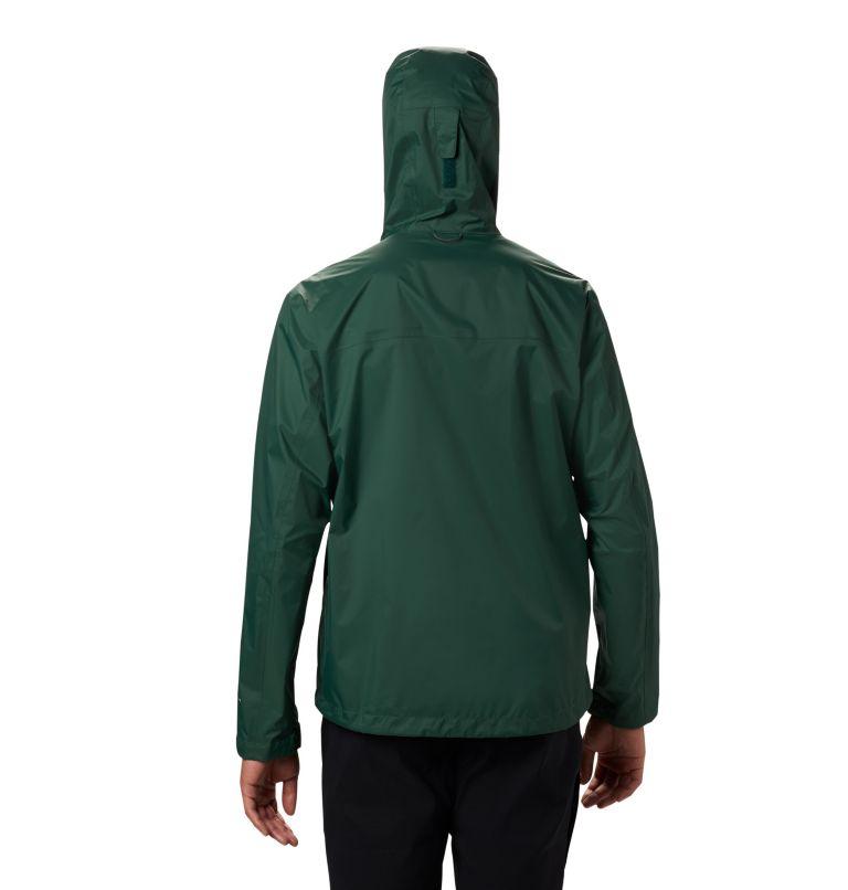 Men's EvaPOURation™ Omni-Tech™ Jacket Men's EvaPOURation™ Omni-Tech™ Jacket, back