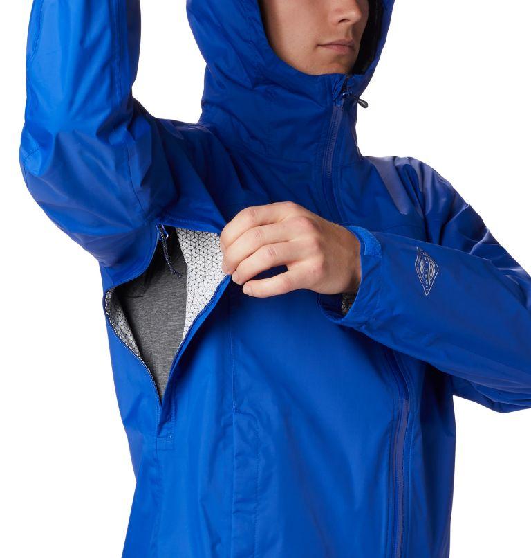 Men's EvaPOURation™ Omni-Tech™ Jacket Men's EvaPOURation™ Omni-Tech™ Jacket, a2