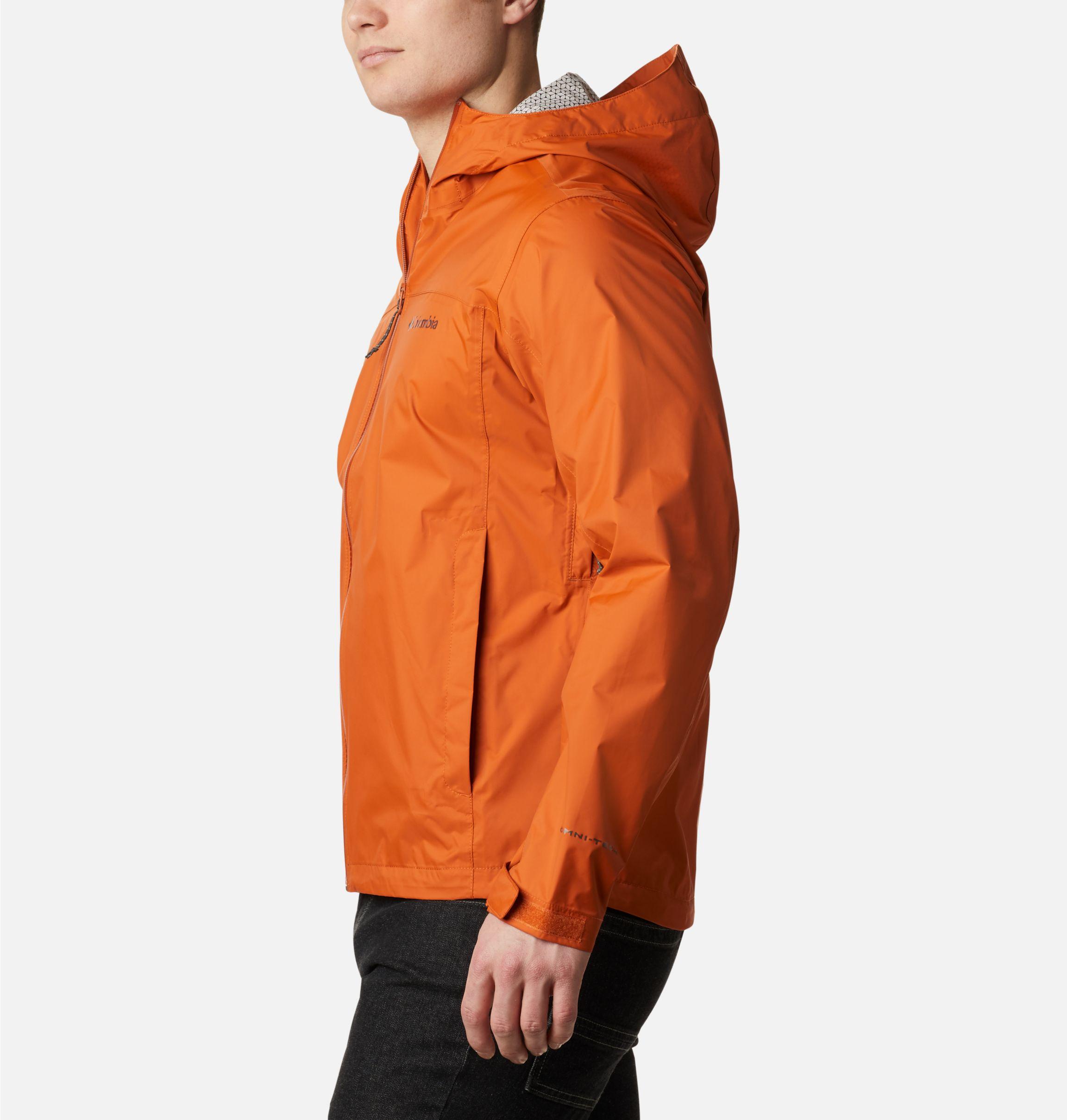Men S Evapouration Omni Tech Jacket Columbia Sportswear