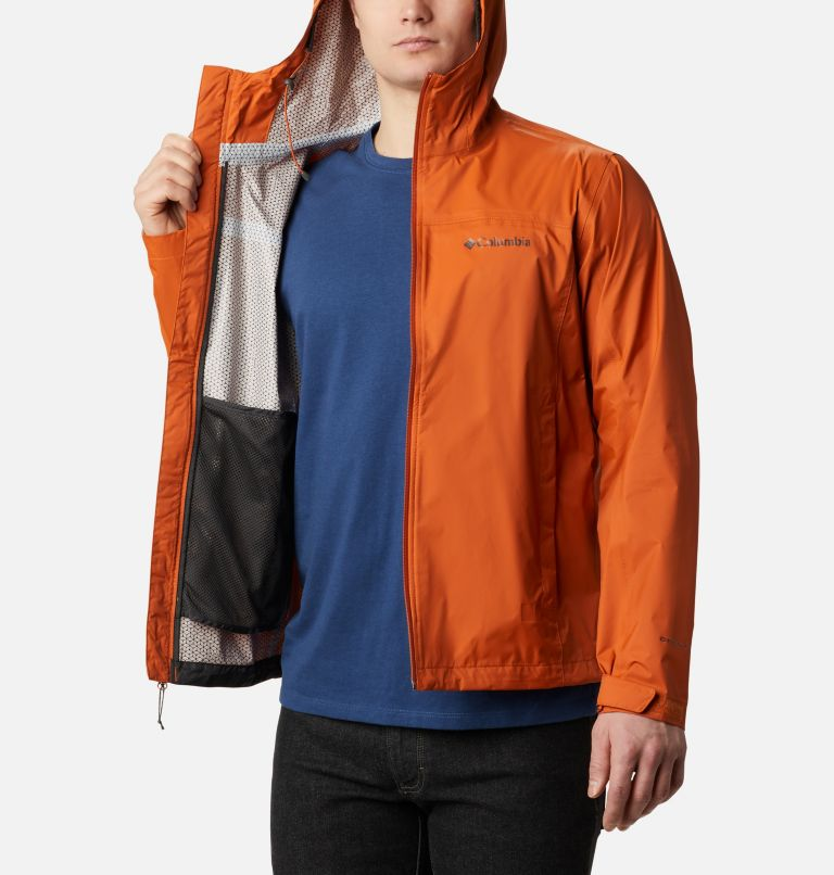 Men's EvaPOURation™ Omni-Tech™ Jacket Men's EvaPOURation™ Omni-Tech™ Jacket, a3