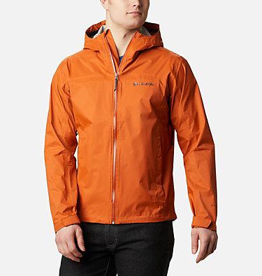 Men's EvaPOURation™ Omni-Tech™ Jacket EvaPOURation™ Jacket   820   XL, Harvester, front