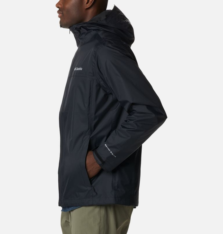 Watertight™ II Jacket | 010 | XL Men's Watertight™ II Jacket, Black, a1