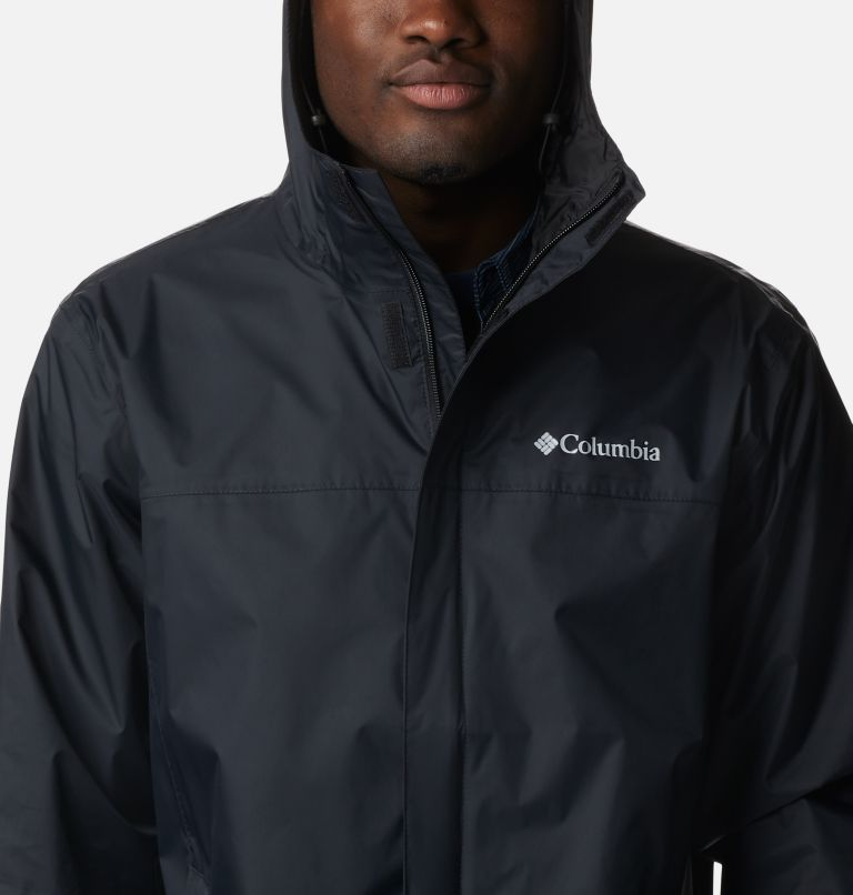 Watertight™ II Jacket | 010 | XL Men's Watertight™ II Jacket, Black, a2