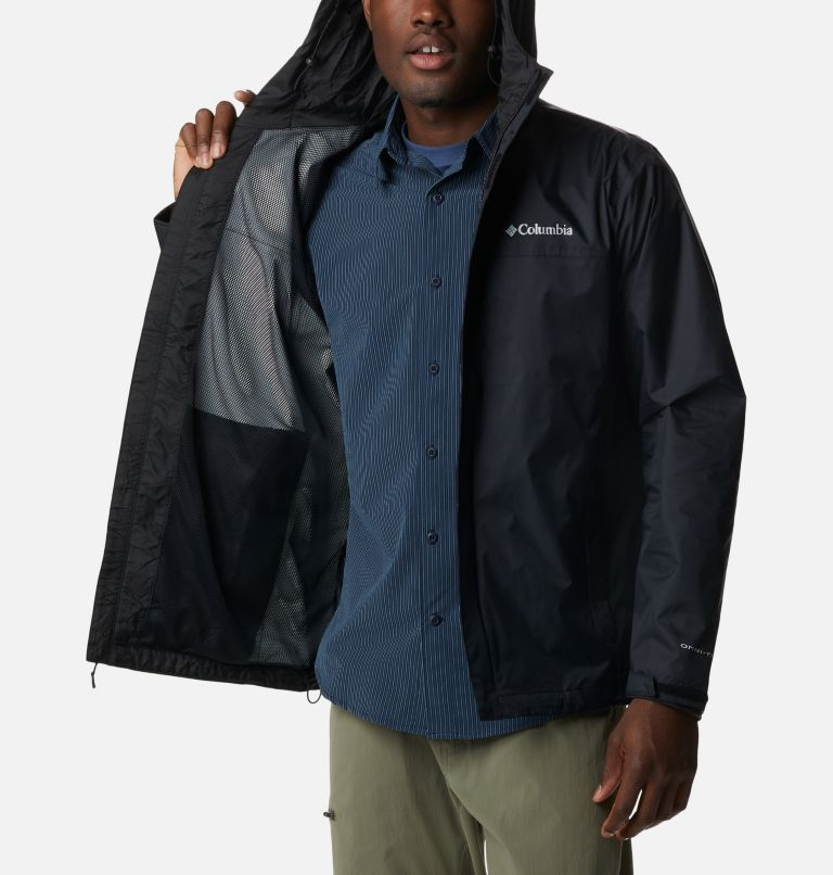 Watertight™ II Jacket | 010 | XL Men's Watertight™ II Jacket, Black, a3