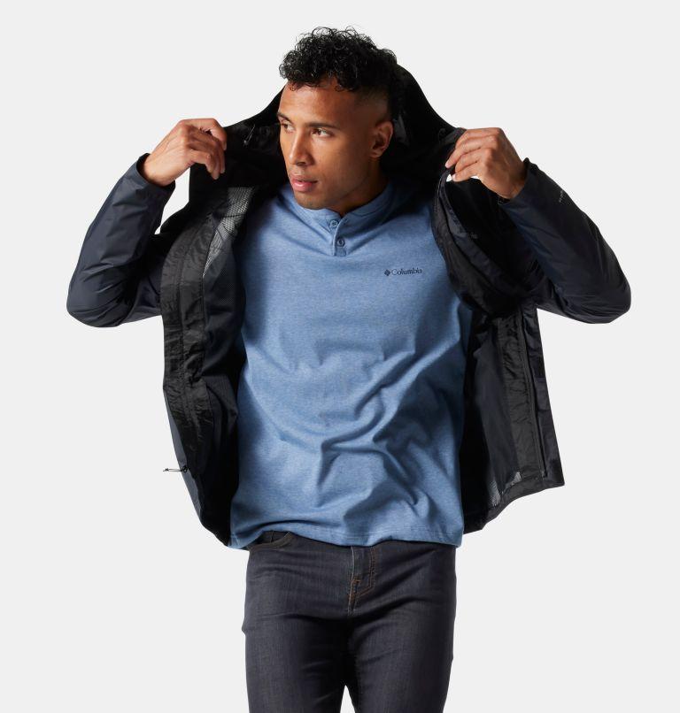 Watertight™ II Jacket | 010 | XXL Men's Watertight™ II Rain Jacket, Black, a4