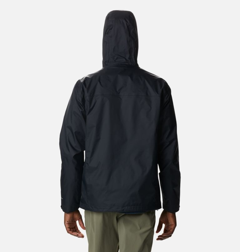 Watertight™ II Jacket | 010 | L Men's Watertight™ II Jacket, Black, back