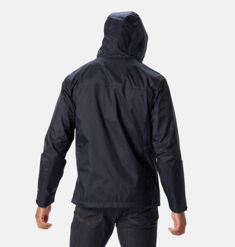Watertight™ II Jacket | 010 | XXL Men's Watertight™ II Rain Jacket, Black, back